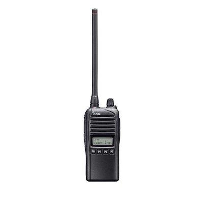Icom IC-F4032S UHF portofoon, waterdicht met display