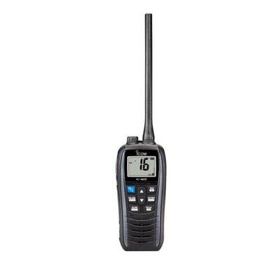 Icom IC-M25 EURO portable marifoon ATIS