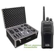 Kenwood TK-3401 portofoon transportbundel Pro Talk
