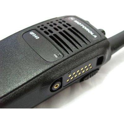 Motorola GP340 UHF of VHF demo portofoons