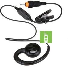 Motorola HKLN4529A CLP oortje korte kabel