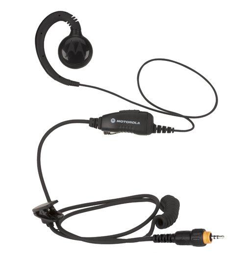 Portofoon met headset