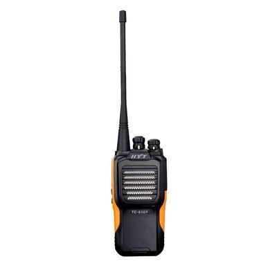 Hytera HYT TC-610P analoge portofoon VHF-UHF