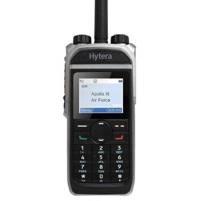 Hytera PD685 digitale portofoon DMR IP67 waterdicht VHF - UHF