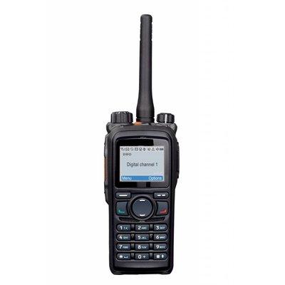 Hytera PD785G digitale portofoon DMR GPS VHF - UHF