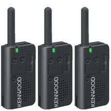 Kenwood PKT-23E portofoon set 3 stuks