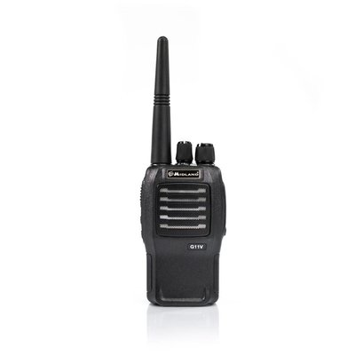 Midland G11V vergunningsvrije PMR446 portofoon