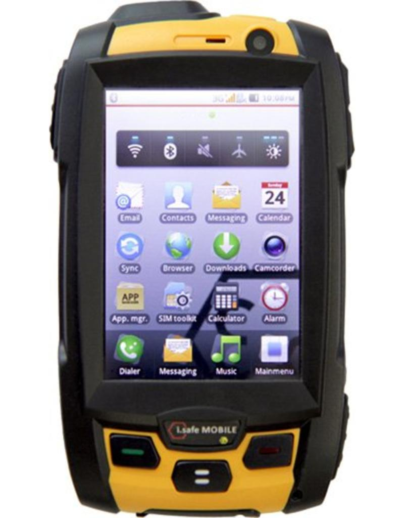 ATEX Smartphone gsm 'Innovation 2.0