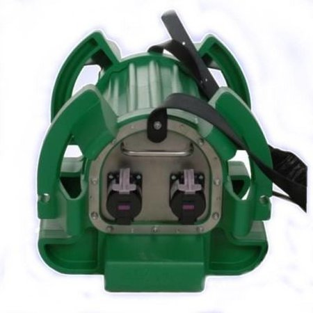 Explosieveilige draagbare ATEX transformator 230V - 42V
