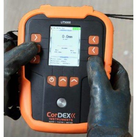 CorDEX UT5000 Explosieveilige Wanddikte Meter
