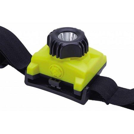 ATEX helmlamp / hoofdlamp EXHT80 Zone 0/1/2 | NightSearcher