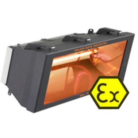 Infrarood Verwarming Helios ATEX 20 | Star Progetti