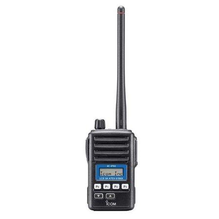 ATEX Portofoon IC-F61 (UHF)    ICOM