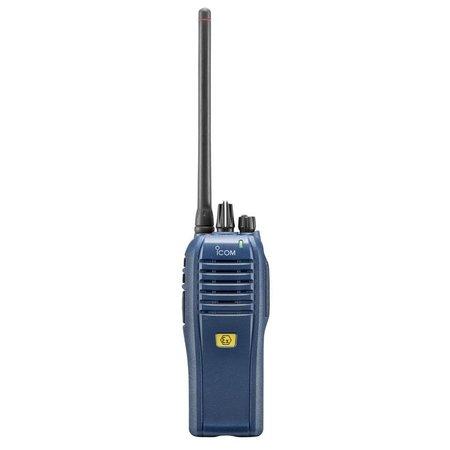 Explosieveilige Portofoon IC-F3202 DEX (VHF) | ICOM