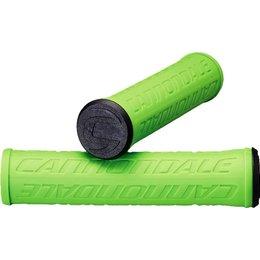 Cannondale Silicone Logo handvatten groen