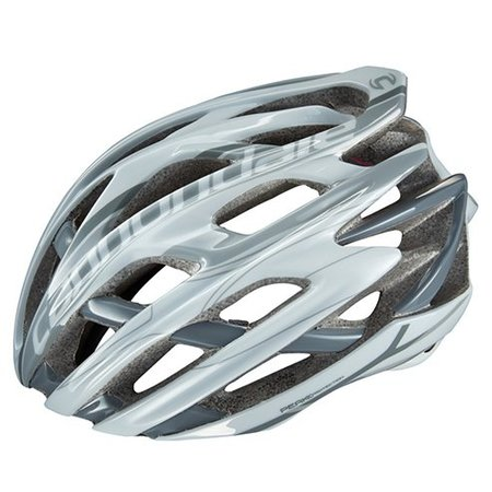 Cannondale Cypher helm wit/zilver