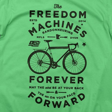 Twin Six Forever Forward T-shirt