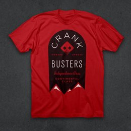 Twin Six Crank Busters T-shirt
