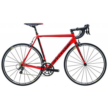 Cannondale Caad 12 Ultegra Red