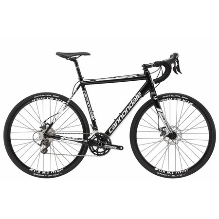 Cannondale Caadx 105 disc Black