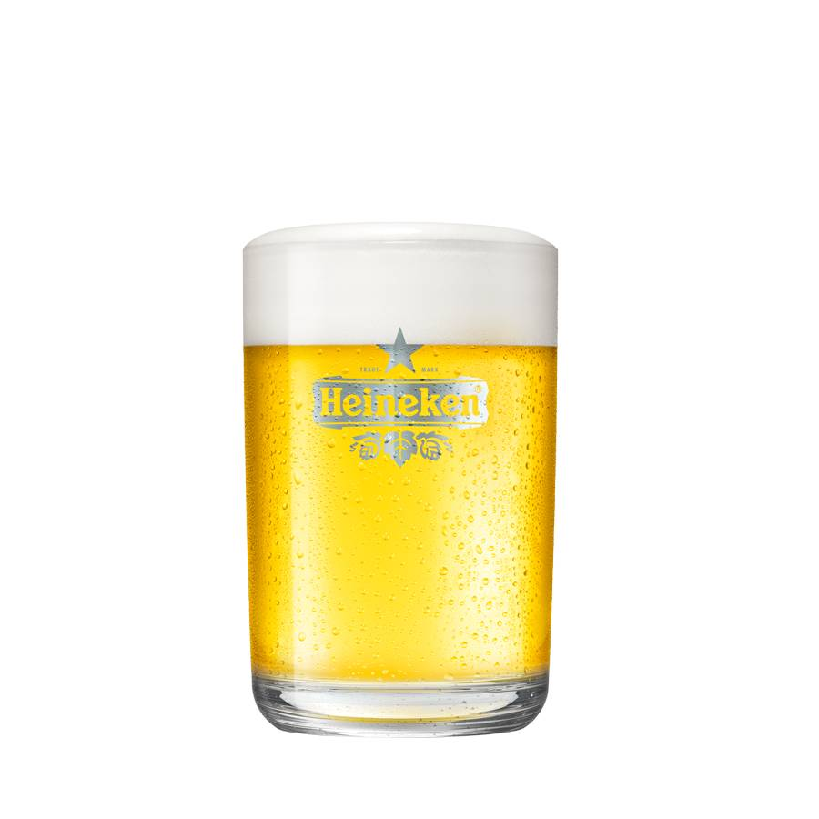 VERRES THE SUB Heineken (4 PCS)