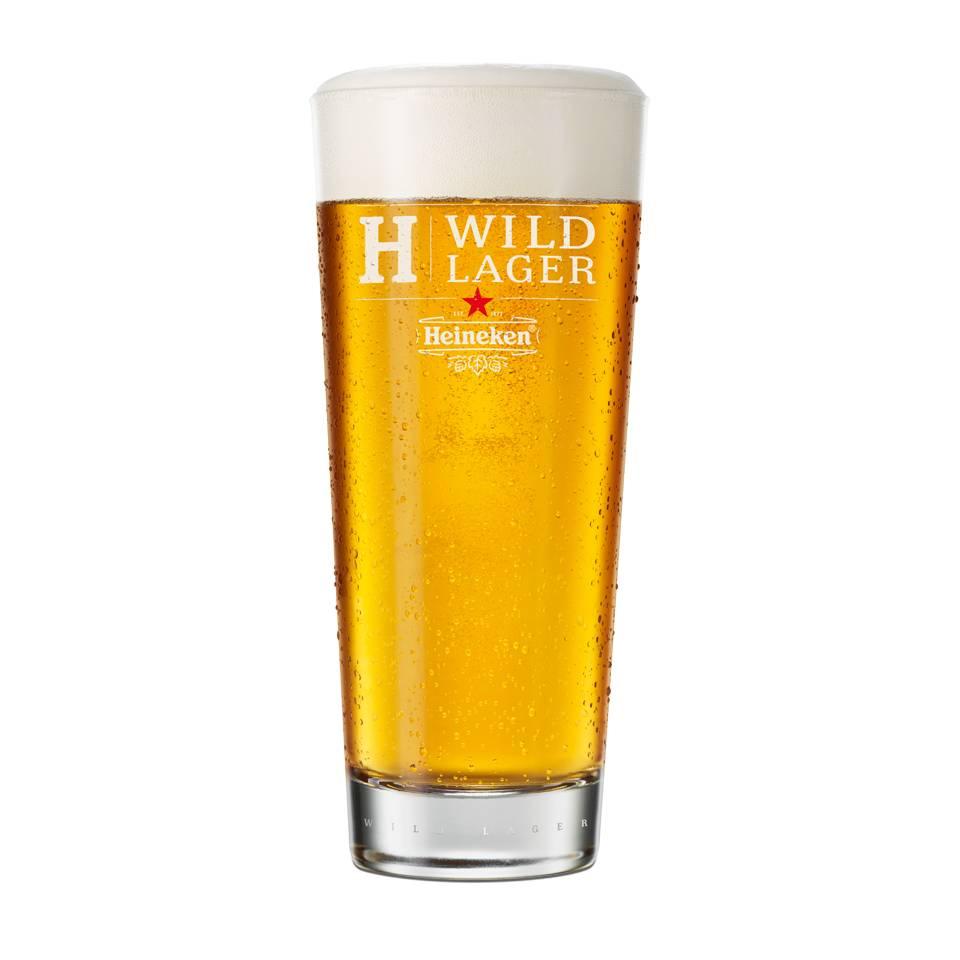 Wild Lager Glazen (6 stuks)
