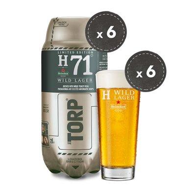 H71 Perfect Serve Bundle