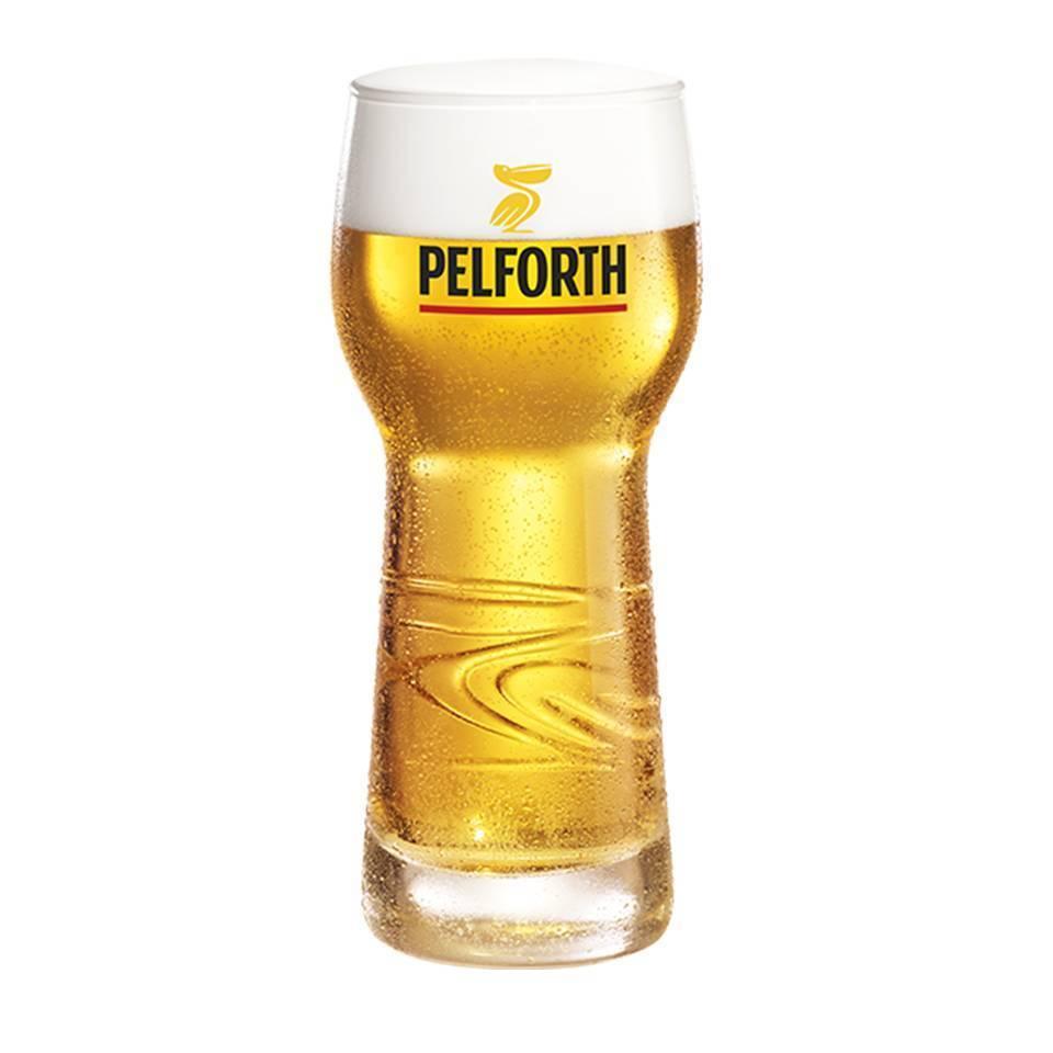 Pelforth glasses (6PCS)