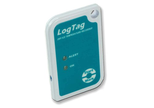 LogTag Tril-8 dry ice temperature recorder