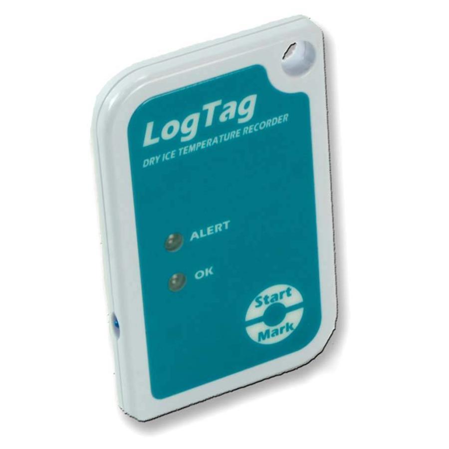 LogTag Tril-8 dry ice temperature recorder