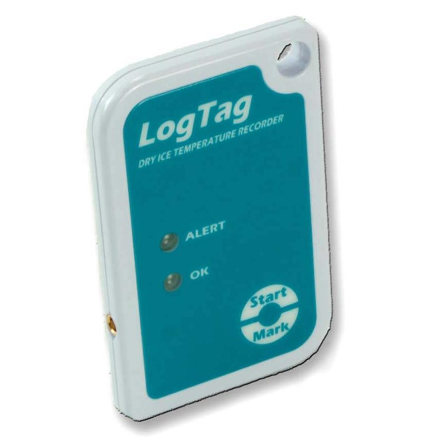 LogTag Trel-8 dry ice temperature recorder