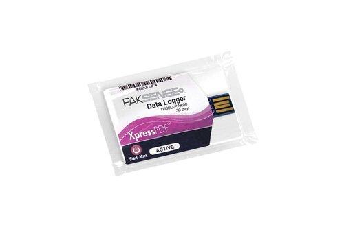 PakSense XpressPDF 30D temperatuurrecorder