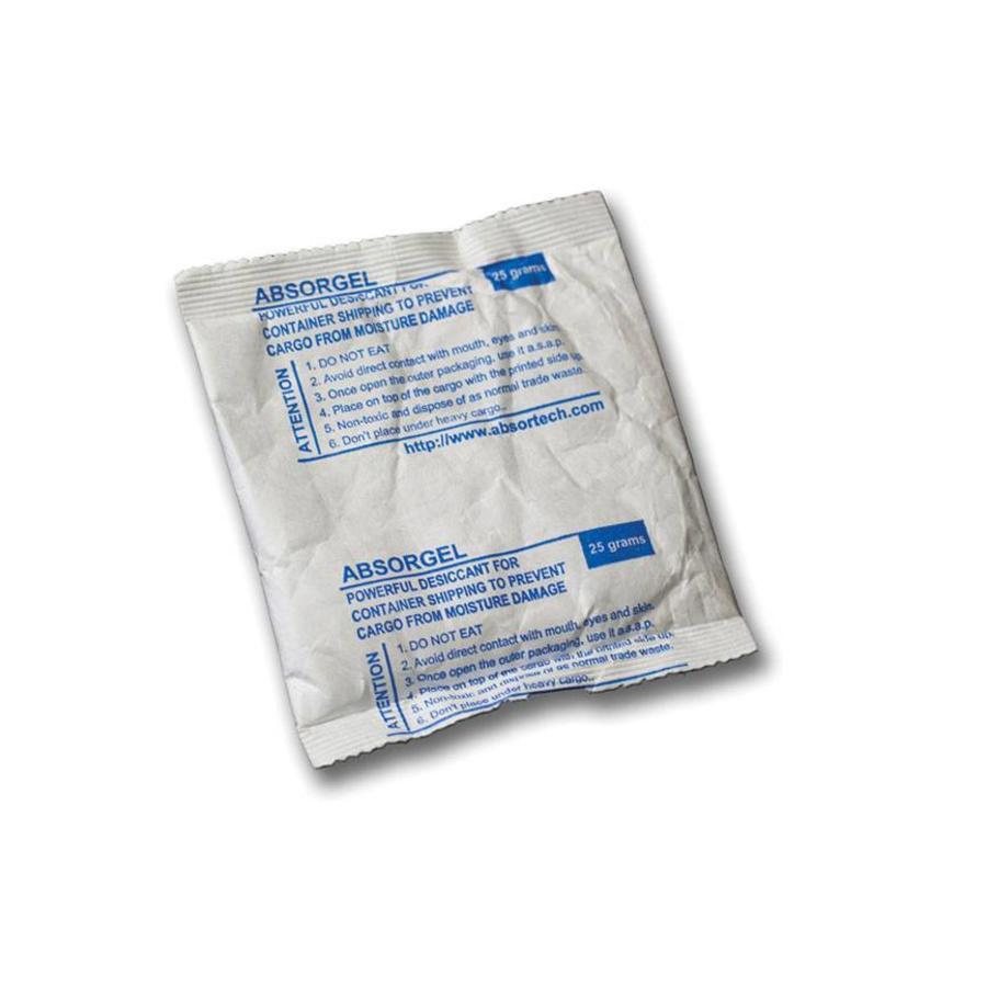 TY Absorgel Pouch 25 gr (400 stuks) droogmiddel