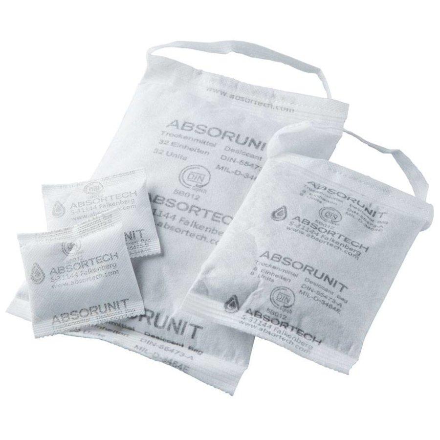Absorunit 4 u met band (B) 105 pcs droogmiddel