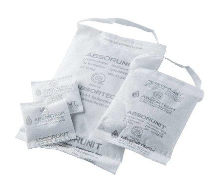 Absorunit 8 u met band (B) 60 pcs droogmiddel