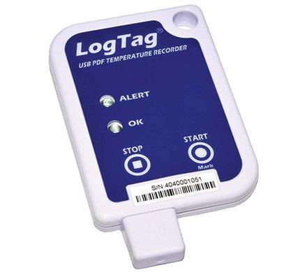 LogTag Utrix-16 temperature recorder