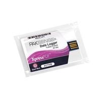 PakSense XpressPDF 90D temperature recorder