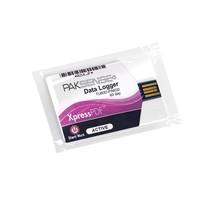 PakSense XpressPDF 90D temperatuurrecorder