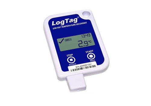 LogTag UTRID-16 multi-use data recorder