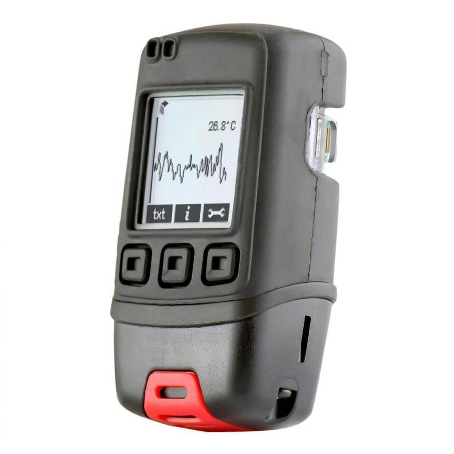 EL-GFX-1 Temperatuur Data Logger met grafisch LCD Screen