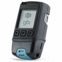 EL-GFX-2 Temperatuur en RV datalogger met grafisch LCD scherm