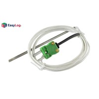 Lascar EasyLog K-TYPE PROBE 1M5 K-Type probe for use with all Lascar Thermocouple data loggers