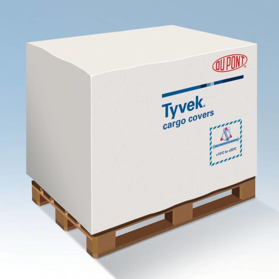 DuPont™ Tyvek® Xtreme Cargo Cover W50 - 120 x 80 x 120 cm