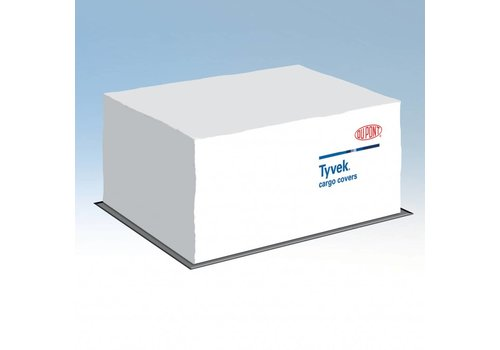 D14562318 DuPont™ Tyvek® Cargo Cover W20 - 318 x 244 x 243 cm
