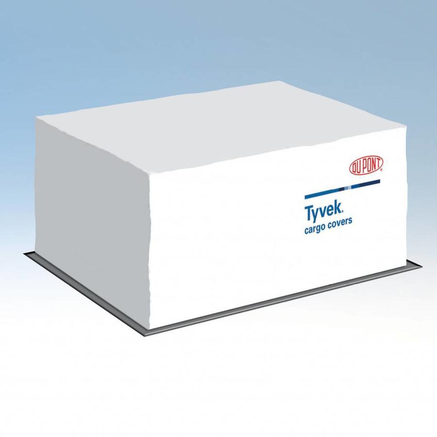 D14562318 DuPont™ Tyvek® Solar Cargocover W20 - 318 x 244 x 243 cm
