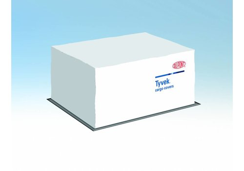 DuPont™ Tyvek® Cargo Cover W10 - 120 x 83 x 110 cm