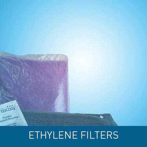Ethylene filters