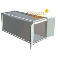 Embatuff 130 Container Liner - 40' zonder vloer