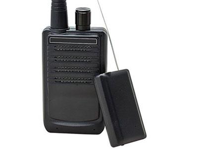 Mini afluisterapparaat