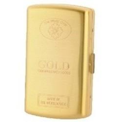 J&S Supply Sigaretten Box Goud